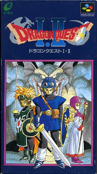 Juego online Dragon Quest I & II (SNES)
