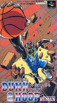 Carátula del juego Dream Basketball Dunk & Hoop (SNES)