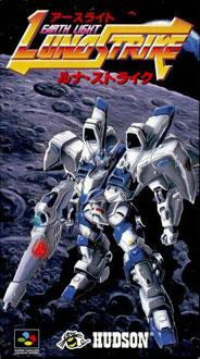 Juego online Earth Light: Luna Strike (SNES)