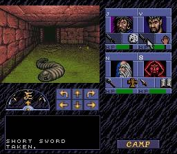 Imagen de la descarga de Advanced Dungeons & Dragons: Eye of the Beholder