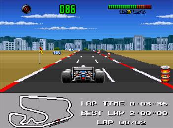 Imagen de la descarga de F1 World Championship Edition