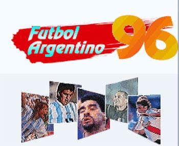Carátula del juego Futbol Argentino 96 (Snes)