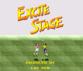 Carátula del juego Futbol Excitante (Horrible Oye) (Snes)