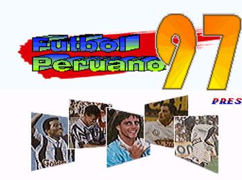 Portada de la descarga de Futbol Peruano 97