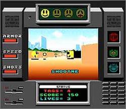 Imagen de la descarga de Faceball 2000