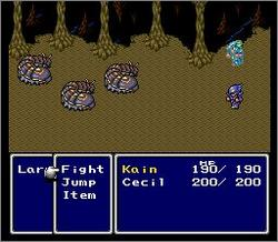 Imagen de la descarga de Final Fantasy II