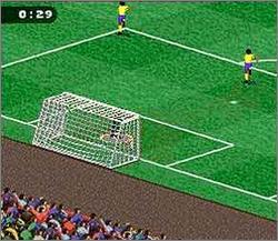 Pantallazo del juego online FIFA Soccer 96 (Snes)