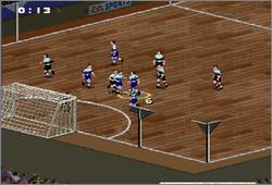 Pantallazo del juego online FIFA Soccer 97 (Snes)