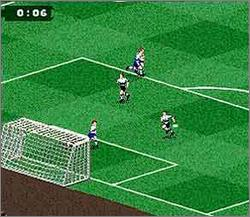 Pantallazo del juego online FIFA Road to World Cup 98 (Snes)