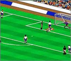 Pantallazo del juego online FIFA International Soccer (Snes)