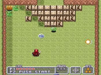 Pantallazo del juego online Fire Striker (Snes)