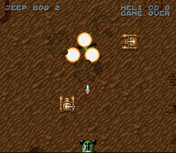 Pantallazo del juego online Firepower 2000 (Snes)