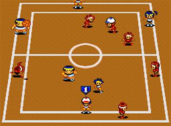 Imagen de la descarga de Go Go Dodge League