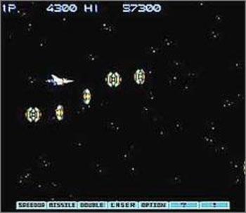 Pantallazo del juego online Gradius III (Snes)