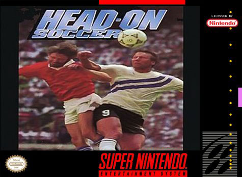 Portada de la descarga de Head-On Soccer