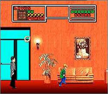 Pantallazo del juego online Home Alone 2 - Lost in New York (Snes)