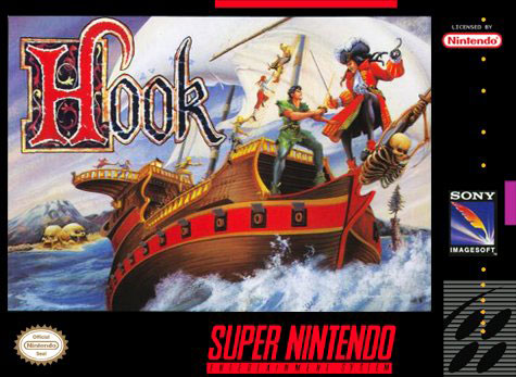 Portada de la descarga de Hook