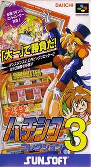Juego online Hissatsu Pachinko Collection 3 (SNES)