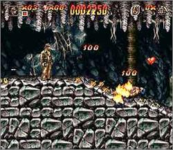 Pantallazo del juego online Indiana Jones - Greatest Adventures (Snes)