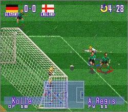 Pantallazo del juego online International Superstar Soccer Deluxe (Snes)