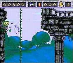 Pantallazo del juego online Izzy's Quest For The Olympic Rings (Snes)