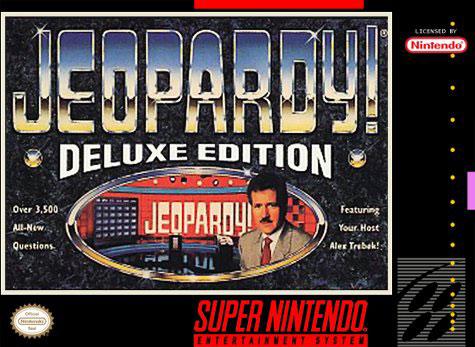 Portada de la descarga de Jeopardy Deluxe Edition