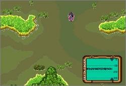 Pantallazo del juego online Jimmy Houston's Bass Tournament USA (Snes)