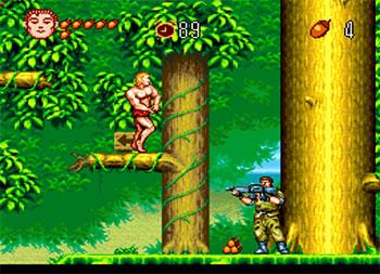 Imagen de la descarga de Jungle no Ouja Tar-chan