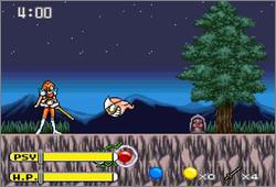 Pantallazo del juego online Kendo Rage (Snes)