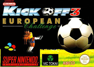 Portada de la descarga de Kick Off 3: European Challenge
