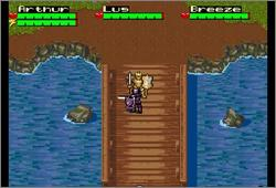 Pantallazo del juego online King Arthur and the Knights of Justice (Snes)