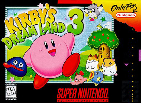 Portada de la descarga de Kirby's Dream Land 3