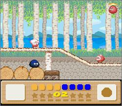 Pantallazo del juego online Kirby's Dream Land 3 (Snes)