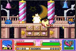 Pantallazo del juego online Kirby Super Star (Snes)
