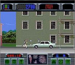 Pantallazo del juego online The Lawnmower Man (Snes)