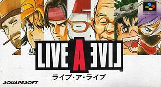 Juego online Live a Live (SNES)