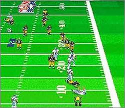Pantallazo del juego online Madden NFL 97 (Snes)