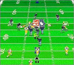 Pantallazo del juego online Madden NFL 98 (Snes)