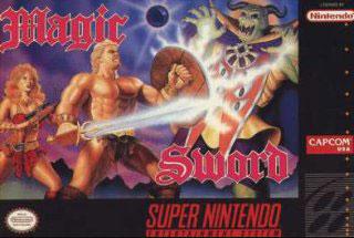 Portada de la descarga de Magic Sword