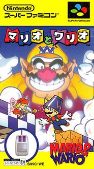 Juego online Mario & Wario (SNES)