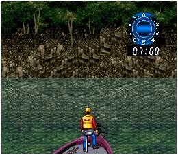 Pantallazo del juego online Mark Davis' The Fishing Master (Snes)