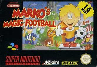 Juego online Marko's Magic Football (SNES)
