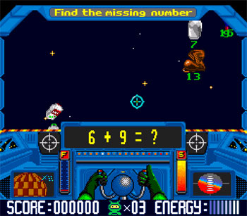 Imagen de la descarga de Math Blaster – Episode One