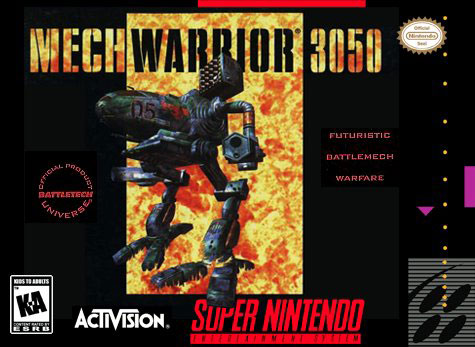 Portada de la descarga de MechWarrior 3050