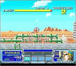 Pantallazo del juego online Metal Combat Falcon's Revenge (Snes)