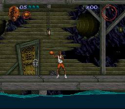 Pantallazo del juego online Michael Jordan - Chaos in the Windy City (Snes)