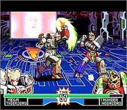 Descargar Mighty Morphin Power Rangers  The Fighting Edition