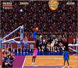 Pantallazo del juego online NBA Jam Tournament Edition (Snes)