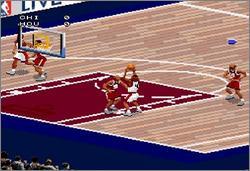Imagen de la descarga de NBA Live 98