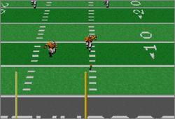 Pantallazo del juego online NFL Football (Snes)